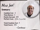 A chef specializing in cookies!