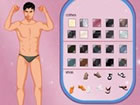 Young Man Makeover and Dress Up Game!